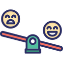 Emoji Happy Interaction Icon