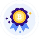 Appreciation Award Badge Icon