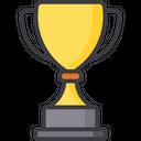 Rewards Award Trophy Icon