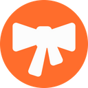 Ribbon Knot Bow Icon