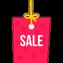 Ribbon Online Sale Icon