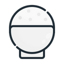 Rice Food Meal Icon