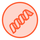 Rich in proteins Icon