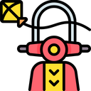 Artboard Ride Safety Safety From Thread Icon