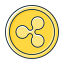 Ripple Xrp Coin Icon