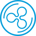 Ripple Cryptocurrency Crypto Icon