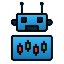 Robo Trading Software Application Icon