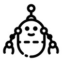 Robot Technology Robotic Icon