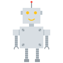 Robot Robo Device Icon