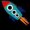 Rocket Innovation Innovative Icon