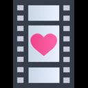 Romance movie Icon