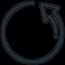 Rotate Rotate Left Left Rotation Icon