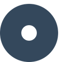 Round Circle Shape Icon