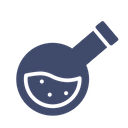 Rounded Bottom Flask Icon