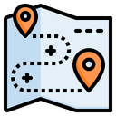 Gps Navigation Map Navigation Icon