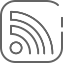 Rss Feed Media Icon