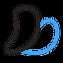 Rubber Band Wealth Symbol Icon