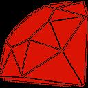 Ruby Plain Icon