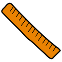Ruler Scale Measurement Ruler Icon