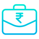Rupees Business Icon