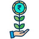 Rupees Grow Rupees Grow Icon