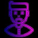 Sad Cry Man Icon
