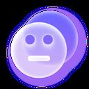 Sad Volume Transparent Icon