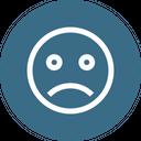 Sadness Sad Face Icon