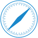 Safari Line Icon