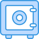 Safe Bank Safety Icon