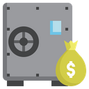 Safe Box Deposit Box Safe Icon