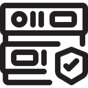 Safe Safe Server Safe Database Icon