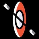 Safety Tube Lifebuoy Life Saver Icon