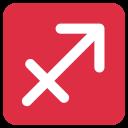 Sagittarius Archer Zodiac Icon