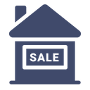 Sale House Icon
