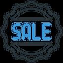 Sale Label Discount Icon