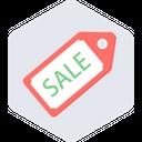Sale Tag Tag Label Icon