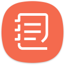 Documentation List Samsung Icon