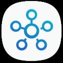 Social Samsung Connect Icon