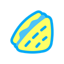 Sandwich Cook Cooked Icon