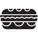 Sandwich Food Lunch Icon