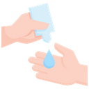 Hygiene Liquid Soap Icon