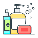 Sanitizer Personal Care Products Hygiene Icon