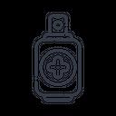 Sanitizer Medical Health Icon