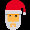 Santa Claus Santaclaus Icon
