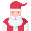 Santa Clause Icon