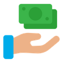 Money Currency Coins Icon