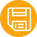 Save Saveas Tool Icon
