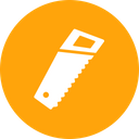 Saw Handsaw Tool Icon