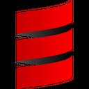 Scala Technology Logo Social Media Logo Icon